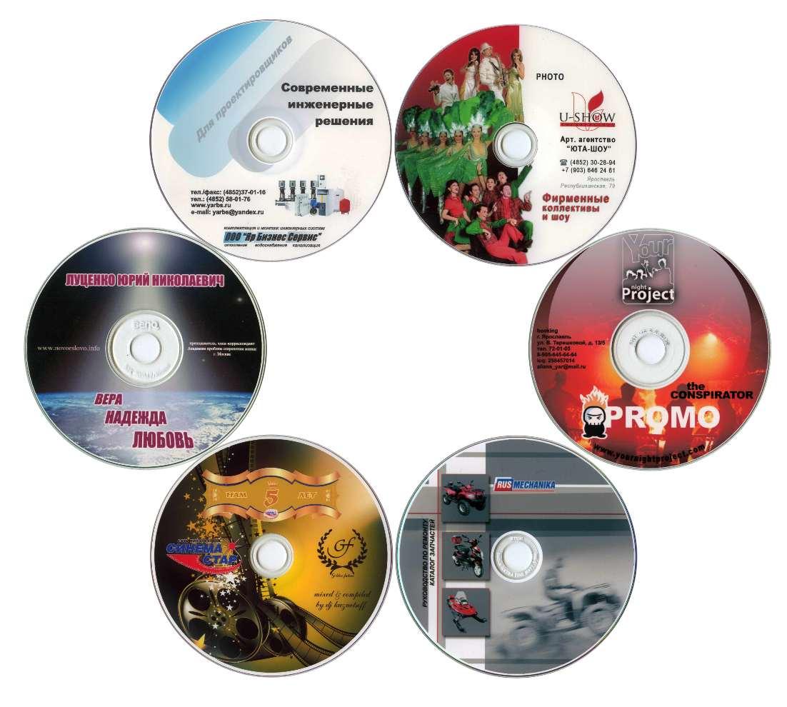 Название и фото дисков для авто